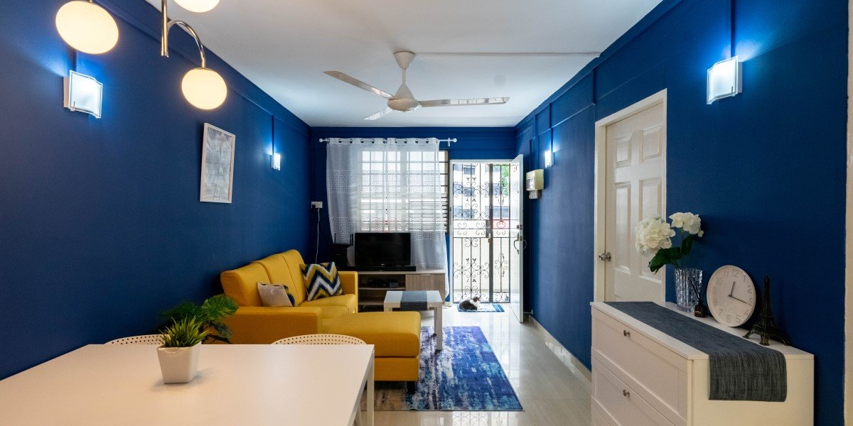 Inspiring Blue To Turn Your Interior From Boring To Stylish