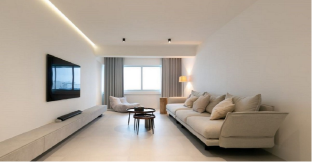 5 tips to achieve an exquisite minimalist look for your living room