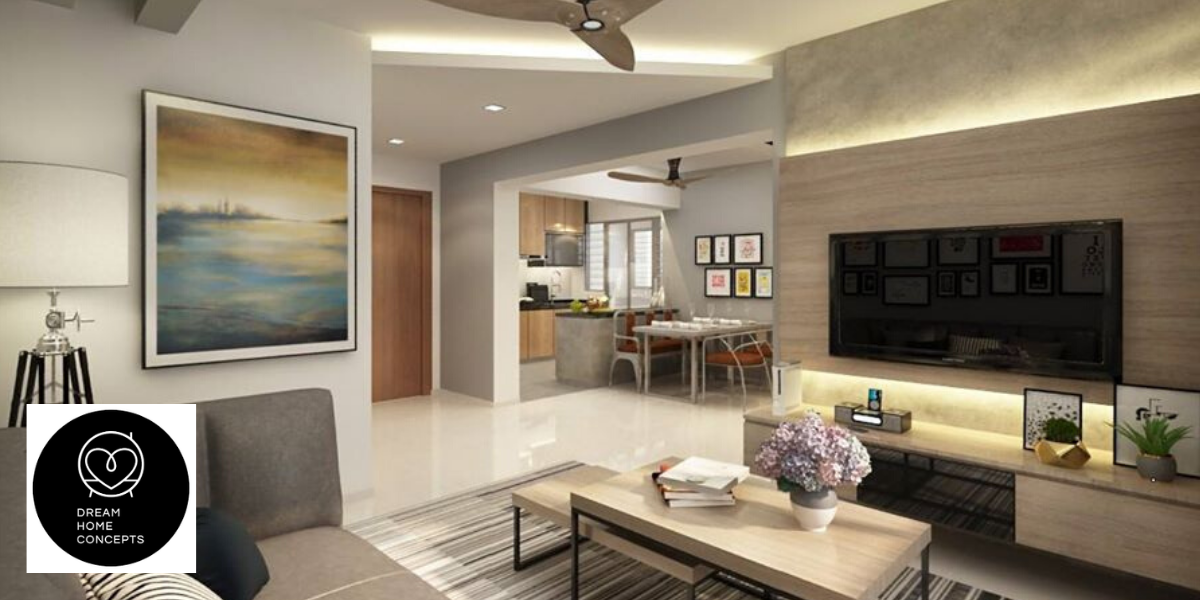 Dream Home Concepts provide interior design, space planning, building and project management with professional commitment.