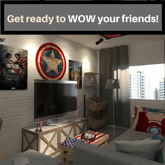 Get ready to wow your friends home renovation singapore for How to get your house renovated for free