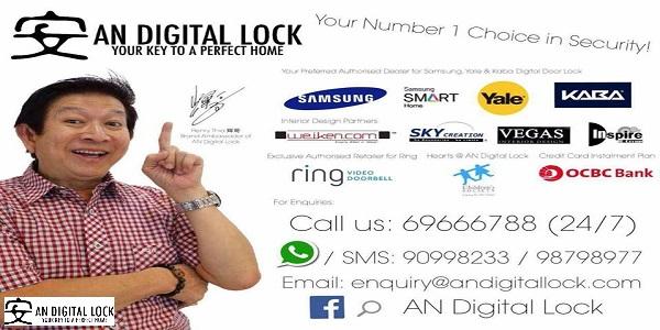 AN Digital Lock