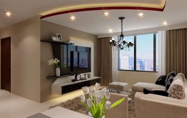 3D conceptualisation by Desire Houzz