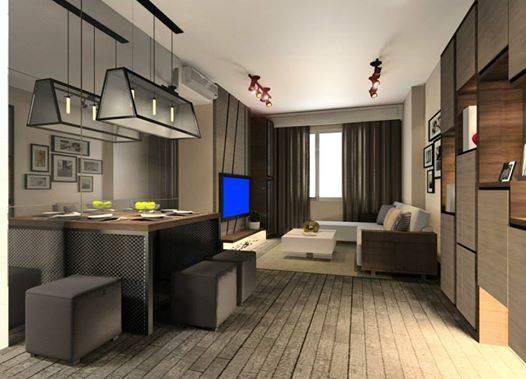 A modern concept for Unity 3d room design