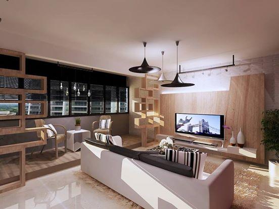 A modern futuristic concept by NID Design Studio