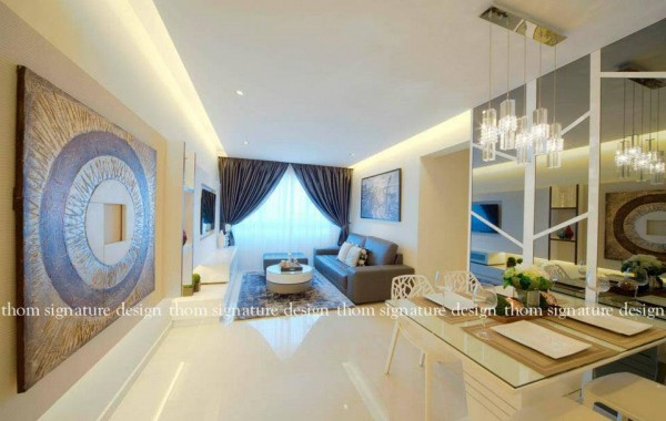 Spaciousness and Modern Look