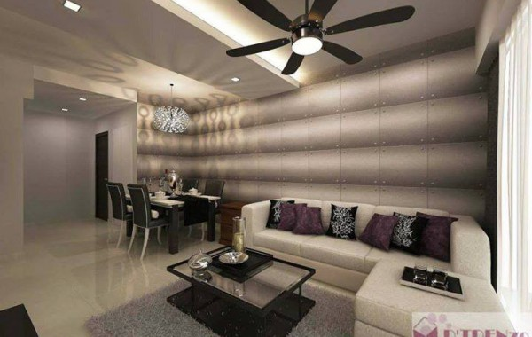 3D conceptualisation by D'Trenzo Interior