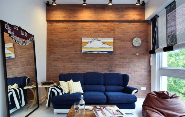 Contemporary Look and Industrial Feel