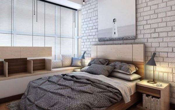 3D bedroom design by Ecoplex