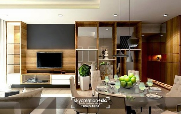 A modern concept by Sky Creation + Design Consultancy