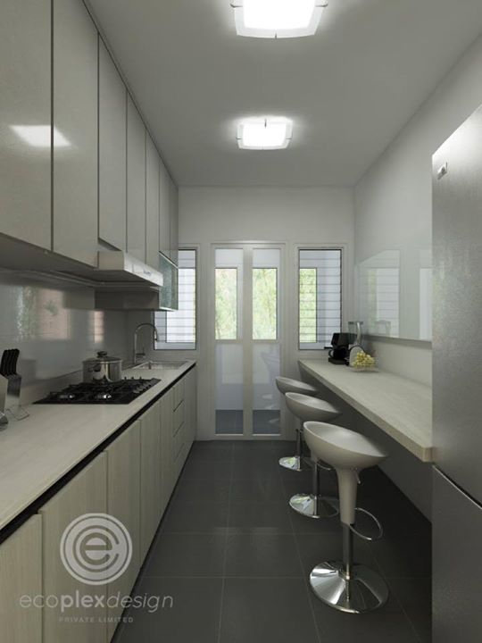 A 3d visualisation for A d interior decoration pte ltd