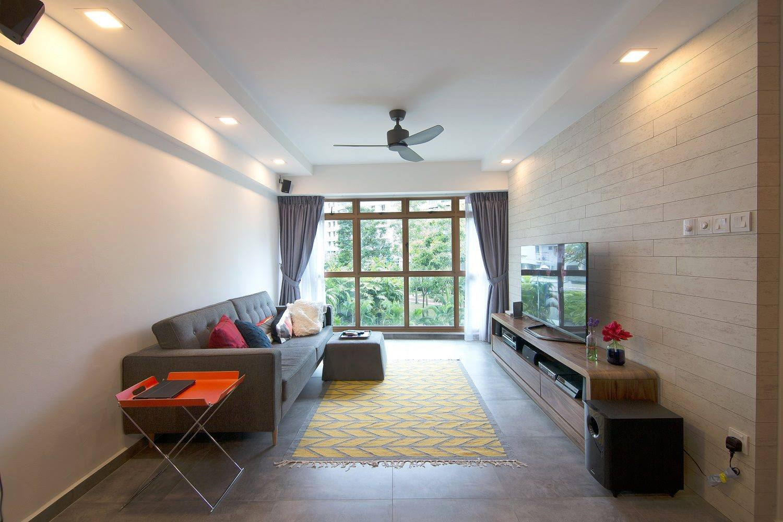 Living haven - Calming zen house design bringing japanese style into singaporean home ...