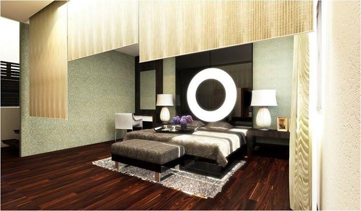 3d conceptualisation for A d interior decoration pte ltd