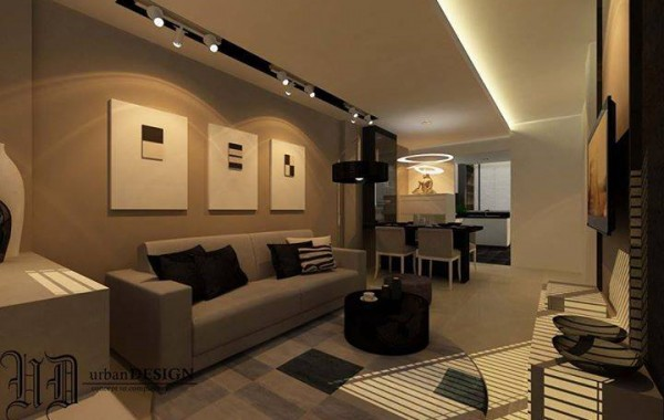 3D conceptualisation by Urban Design House Pte Ltd