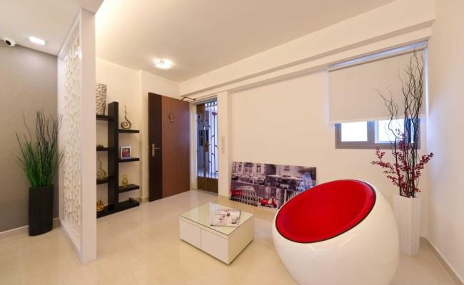 unity interior design