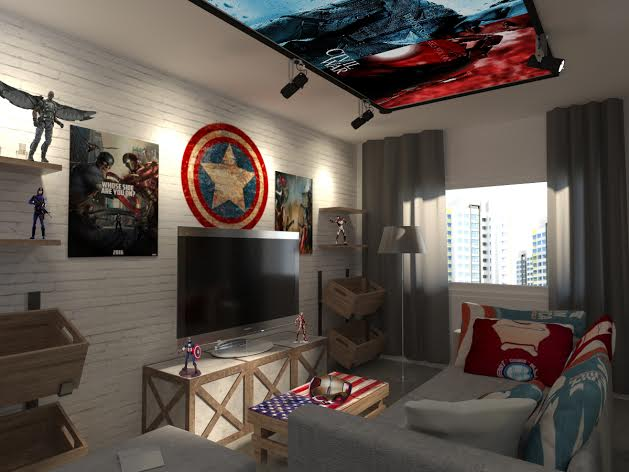 Let's take a look at how MOVIES OF 2016 is converted into Theme Homes