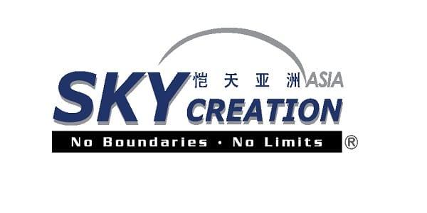 Sky creation asia