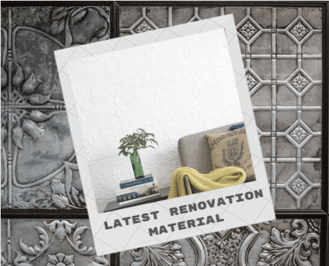 The Latest Renovation Material That Give Beautiful Home Interior A Gorgeous Setting!