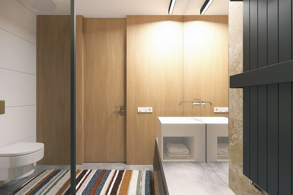 small-bathroom-with-colorful-rug-600×400