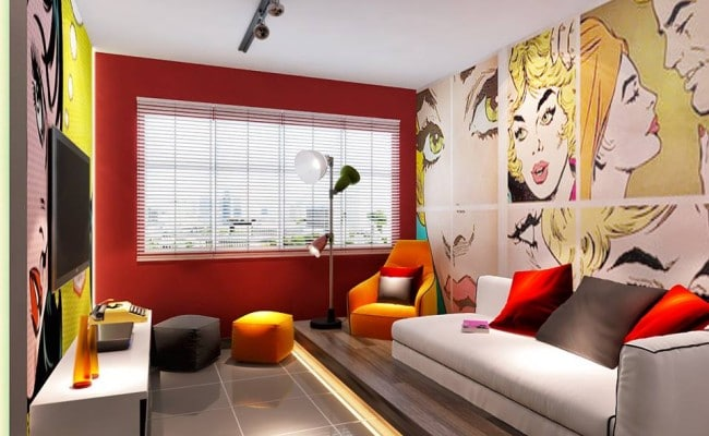 10 amazing wall designs by top interior designers2