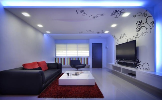 10 amazing wall designs by top interior designers6