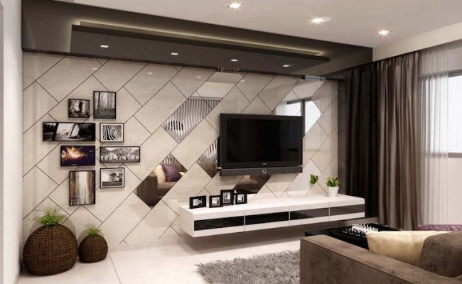 10 amazing wall designs by top interior designers