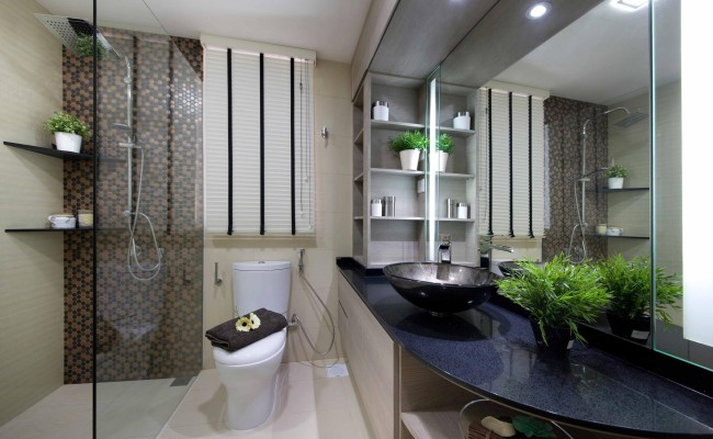 5 Enthralling Bathrooms that Dazzle with Elegance and Class