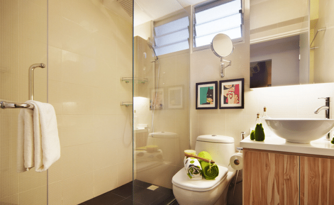 5 Enthralling Bathrooms that Dazzle with Elegance and Class (1)