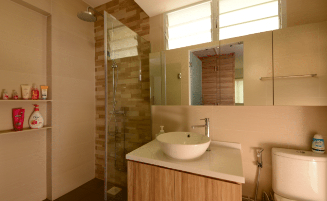 5 Enthralling Bathrooms that Dazzle with Elegance and Class (2)