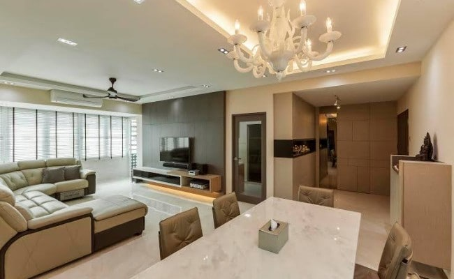 Minimalist Interior Design Singapore