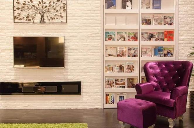 How natural bricks can change the look of your apartment005
