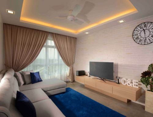 How natural bricks can change the look of your apartment007