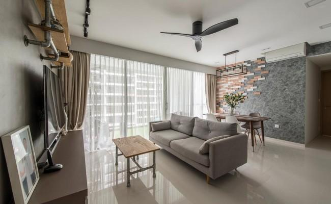 How natural bricks can change the look of your apartment011