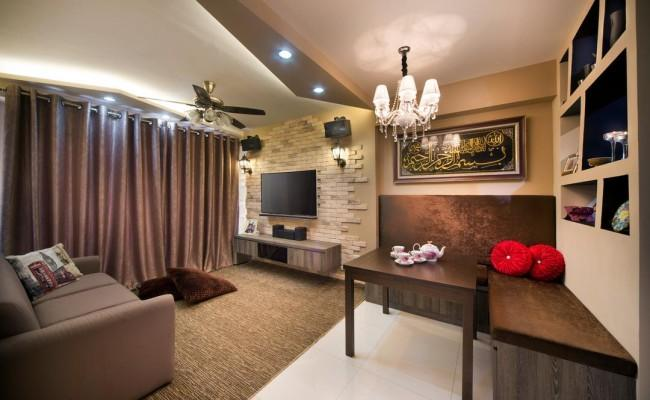 How natural bricks can change the look of your apartment012