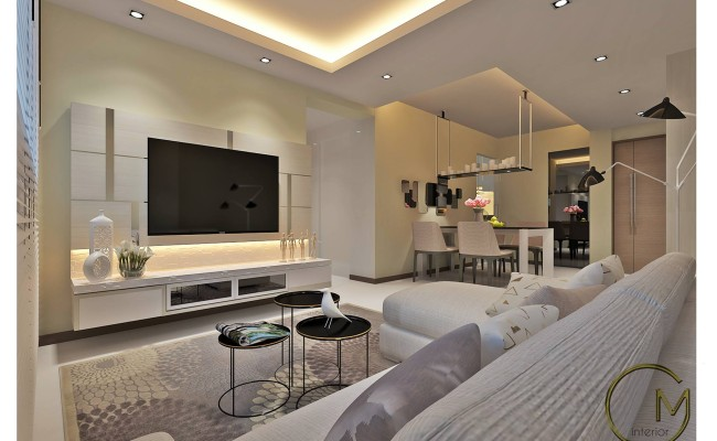 Modern Concept by Om Interior (2)