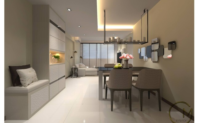 Modern Concept by Om Interior (4)