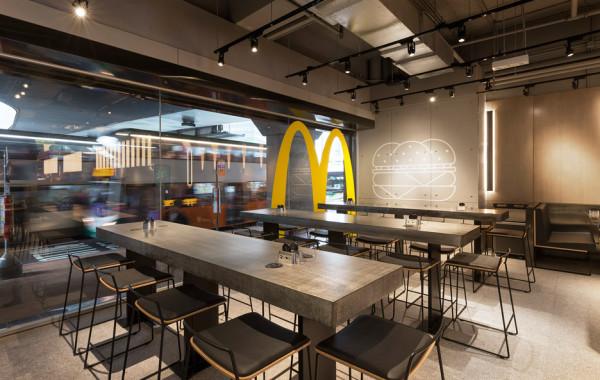 "Hong Kong McDonald's pilots ""an experiment in non-design!"