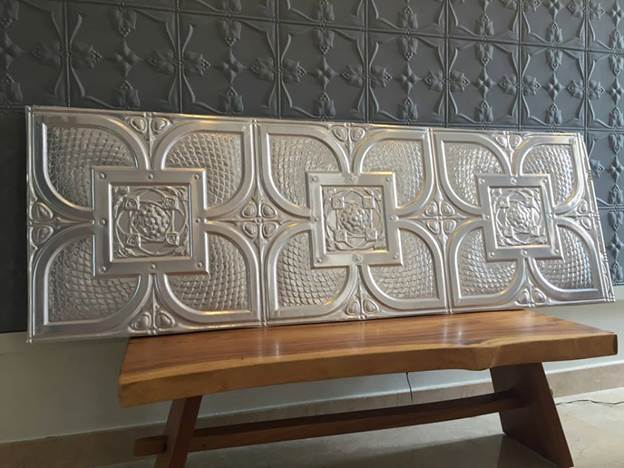 Replace Your Customary White Walls With Decorative Metal Panel