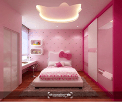 Super cool and creative Kid's bedroom interior ideas (1)