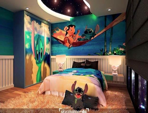 Super cool and creative Kid's bedroom interior ideas (2)