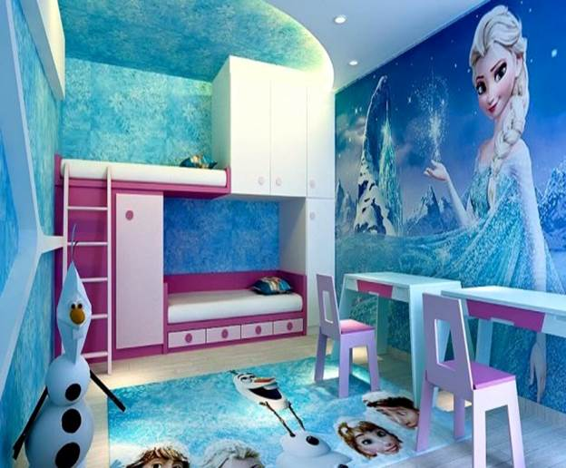 Super cool and creative Kid's bedroom interior ideas (4)