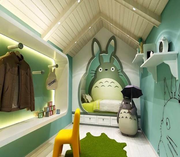 Super cool and creative Kid's bedroom interior ideas (5)