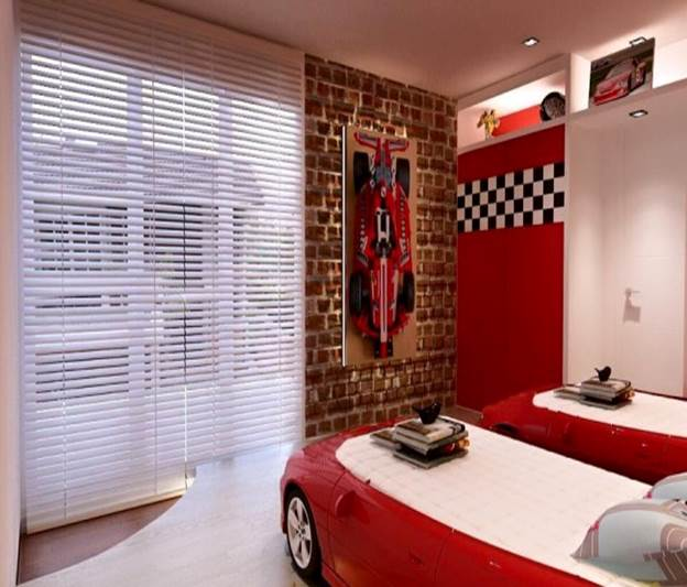 Super cool and creative Kid's bedroom interior ideas (6)