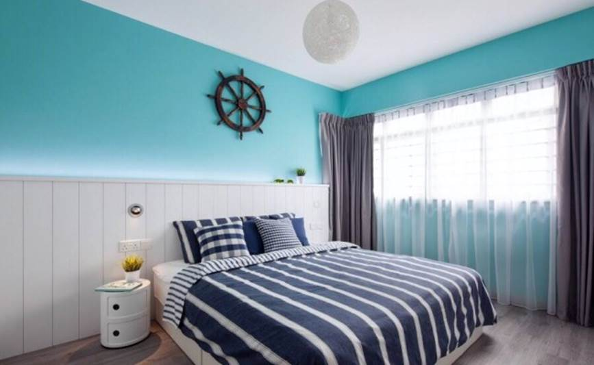 The Beauty of Blue  8 Examples of How This Creative Colour Can Enrich Your Home 008