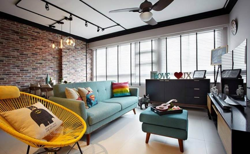 The Beauty of Blue  8 Examples of How This Creative Colour Can Enrich Your Home 030
