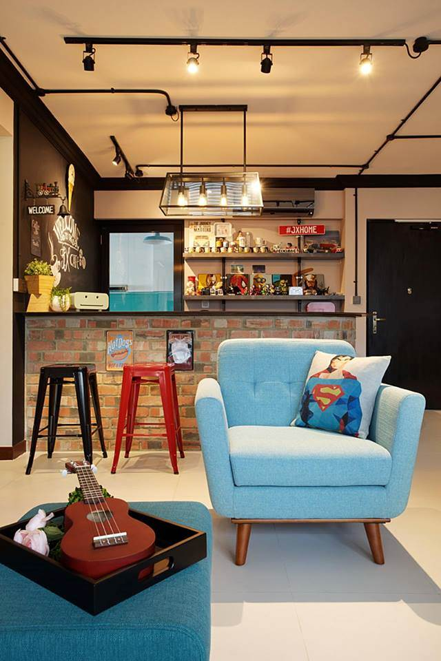 The Beauty of Blue  8 Examples of How This Creative Colour Can Enrich Your Home 032