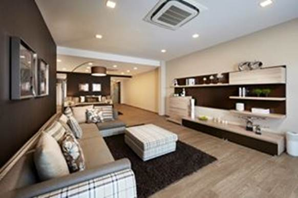 What's look as classy as a wood floors or wood tiles (3)