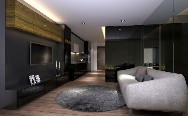 What's look as classy as a wood floors or wood tiles (6)
