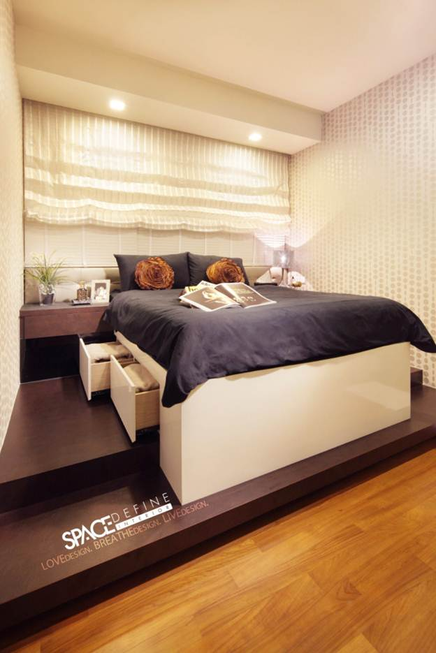 10 Extremely Ultra-modern bedrooms interior (17)