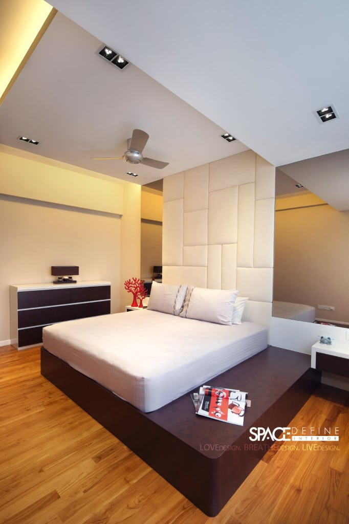 10 Extremely Ultra Modern Bedrooms Interior Home Renovation Singapore