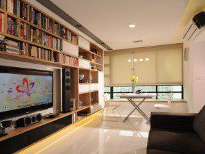 11 creative and unique books shelves to maximize your interior